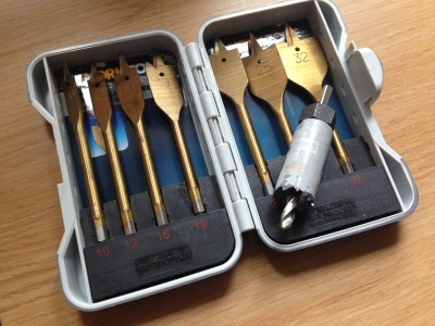 Hole Cutters