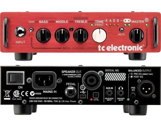 TC Electronic Bass Head