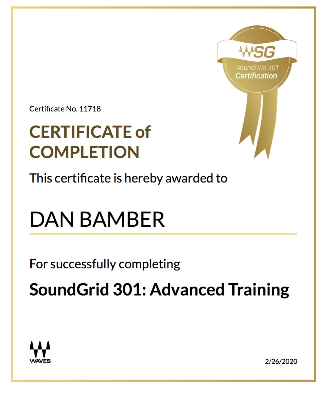 SoundGrid 301
